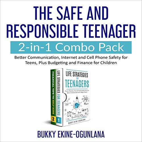 The Safe and Responsible Teenager 2-in-1 Combo Pack cover art