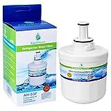 AquaHouse AH-S3F filtro de agua compatibles para Samsung nevera DA29-00003F, HAFIN1/EXP, DA97-06317A-B, Aqua-Pure Plus, DA29-00003A, DA29-00003B