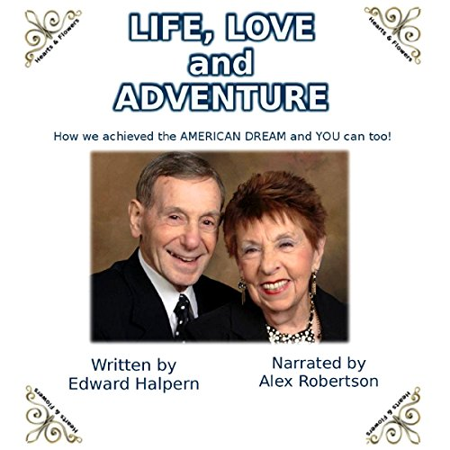 Life, Love and Adventure! audiobook cover art