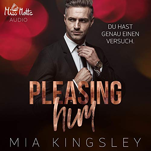 Pleasing Him (German edition) cover art