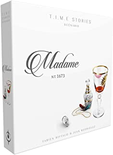 Space Cowboys Time Stories Madame Expansion