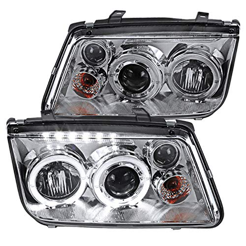 02 vw jetta headlight assembly - 7