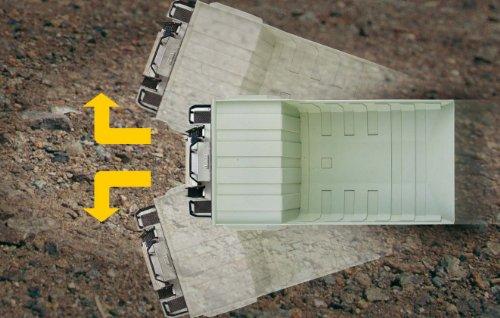 RC Auto kaufen Baufahrzeug Bild 4: Torro 808 - Muldenkipper Baufahrzeug*