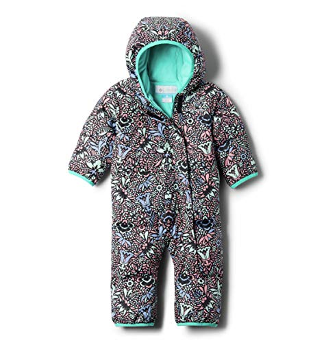 Columbia Baby Boys' Snuggly Bunny Insulated Water-Resistant Bunting