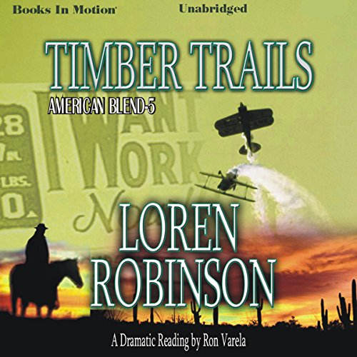 Timber Trails audiobook cover art