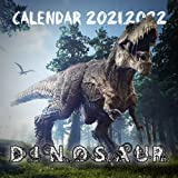 Dinosaur: 2021–2022 Calendar of Pet and Animal – 7 x 11 Big Size with High Quality Images