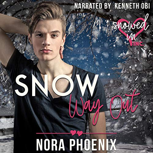 Snow Way Out audiobook cover art
