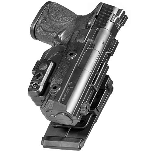 Alien Gear holsters ShapeShift Molle Holster Springfield XD Mod.2 Subcompact 9mm/40 Cal 3 inch (Right Handed)