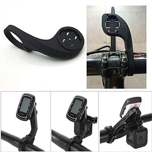 ZPEE Porta borracce Bici Computer per Biciclette da 31,8 mm GPS Staffa di Fissaggio Portaborraccia (Color : Red)