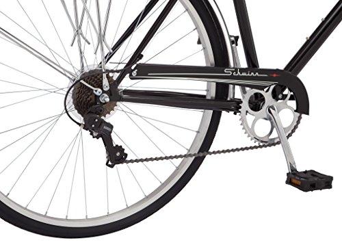 5151Awq5thL。 SL500 Schwinn Discover Hybrid Bike for Men and Women