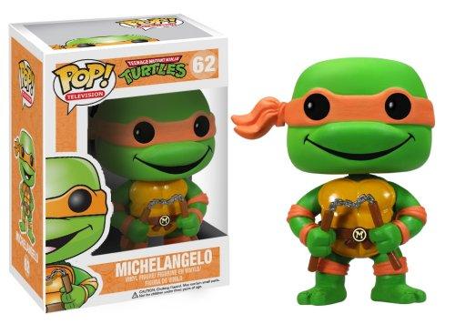 Funko 3345 POP Vinyl Teenage Mutant Ninja Turtles Michelangelo