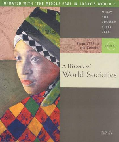 A History of World Societies: Volume C