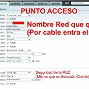 Ubiquiti Spain LOCOM2 - Punto de acceso inalámbrico, blanco
