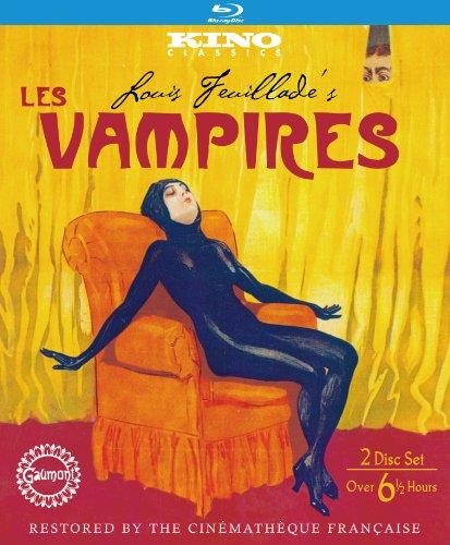 Vampires (2 Blu-Ray) [Edizione: Stati Uniti] [Reino Unido] [Blu-ray]