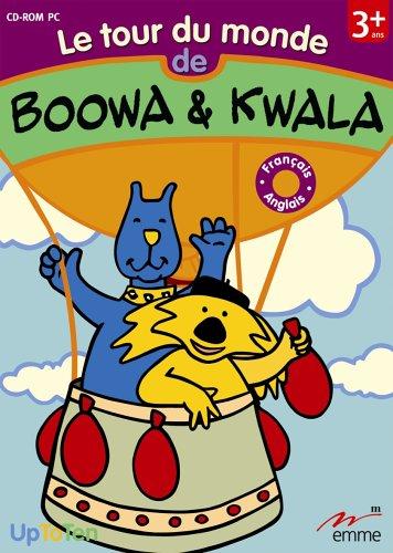 Boowa & Kwala : le tour du monde de Boowa et Kwala