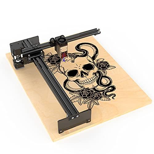 NEJE Wood Metal Engraving Machine Plus 30W CNC Router Engraver Tool