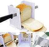 SONSMER - Soporte para cortador de pan de calidad alimentaria, ajustable, apto para lavavajillas