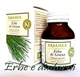 ERBA DI GRANO 50 capsule vegetali da 445 mg. Antiossidante, superfood, detossinante, depurativo, nutriente