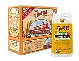 Bob's Red Mill Organic High Fiber Pancake & Waffle Mix, 26-ounce (Pack of 4)