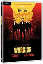 Warrior: Season 1 (DVD + Digital)
