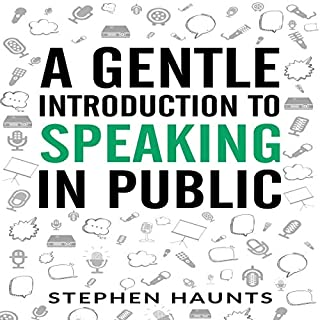 A Gentle Introduction to Speaking in Public cover art