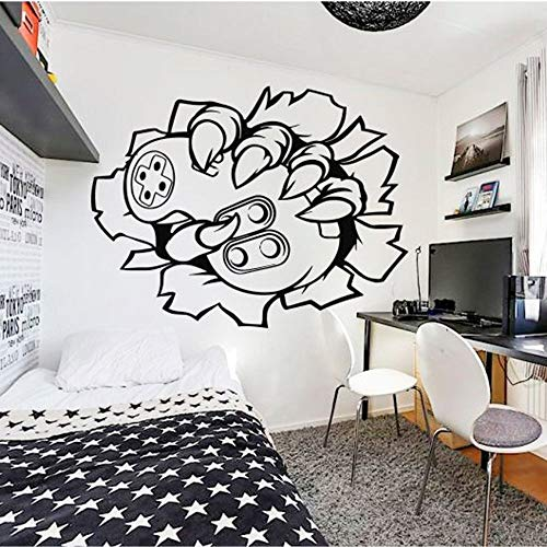 Juego calcomanía de pared arte decoración del hogar pegatinas de pared para habitación de niños...