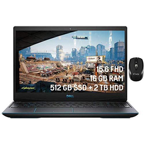 2020 Latest Dell G3 15 Flagship Gaming Laptop 15.6' FHD 60Hz Intel...