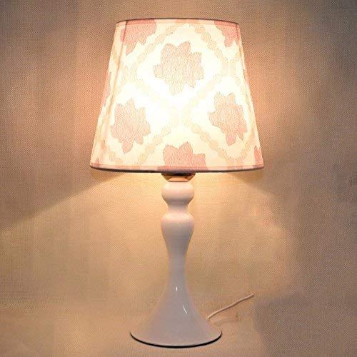 YXZQ Schreibtischlampen, The Student Dormitory Bedroom Nachttischlampe, Lampendekorationslampe Children Warm, Q-Dimmer Switch