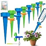 18 Stück Automatisch Bewässerung Set,Einstellbar Bewässerungssystem Garten zur Pflanzen Bewässerung Blumen Bewässerung...