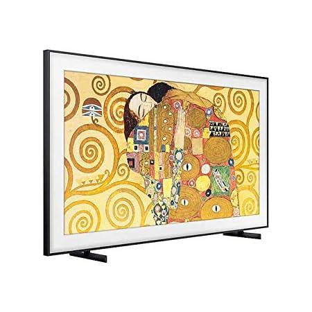 Samsung Qled 4k 2020 43ls03t Smart Tv 43 Zoll 4k Uhd Hdr 10 Intelligenz Multi View Ambient Mode One Remote Control Wandhalterung Nicht Enthalten Mit Integriertem Alexa Heimkino Tv Video
