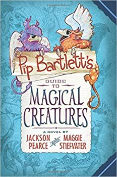 Paperback Pip Barlett's Guide to Magical Creatures Book