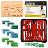 EVEM Suture Practice Kit for Medical and Veterinary Student...