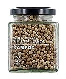 Weisser Pfeffer Kampot ganz - Premiumqualität - 120g