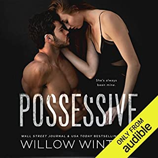 Possessive audiobook cover art