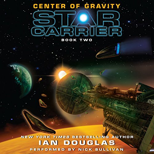 Couverture de Center of Gravity: Star Carrier, Book Two