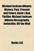 Michael Jackson albums (Music Guide): HIStory: Past, Present and Future, Book I, Michael Jackson albums discography, Thriller, Bad, Invincible