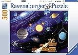 Ravensburger- Puzzle - Sistema Solar (500 Piezas), 14775