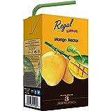 Regal Siprus Mango Néctar (Tetra) paquete de 36 x 250 ml 0.25 ml - Pack de 36
