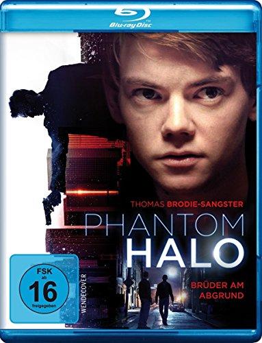 Phantom Halo - Brüder am Abgrund (Blu-ray) [Alemania] [Blu-ray]