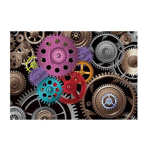 jieGorge Puzzle de Juguete, 2000 Piezas para Adultos y niños, Rompecabezas de Desarrollo Intelectual,, Juguetes y Pasatiempos (como se Muestra)