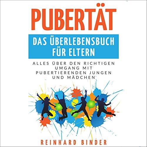 Pubertät - Das Überlebensbuch für Eltern Titelbild