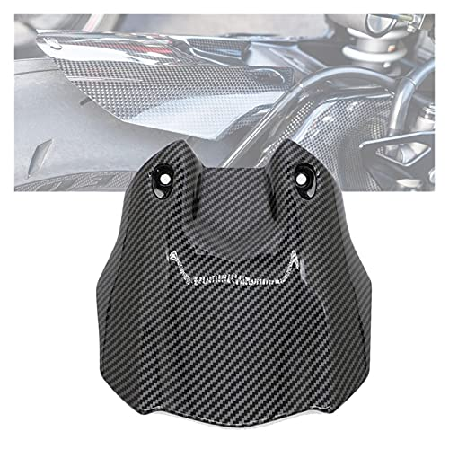 AIMINDENG Fit for Yamaha 2015 2016 YZF R1 Carbon Fiber ABS Rear Tire Hugger Fender Mud Guard Cover Fairing Motorcycle Mudguard YZFR1 YZF-R1