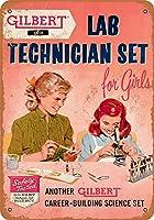 1958年には女性のためにラボの技術者を配置しました