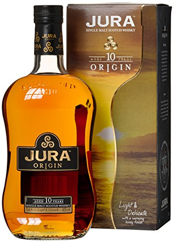 Isle of Jura 10 Jahre Single Malt Whisky (1 x 1 l)