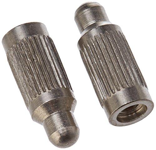 NUMAXES Num 'Axes Pack 2Elektroden lang Zaunsystem/Canicalm Premium für Hunde 16,5mm