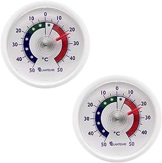 Lantelme 7609 Thermom/ètre /à Fromage avec Affichage de la temp/érature jusqu/à 110 /°C analogique
