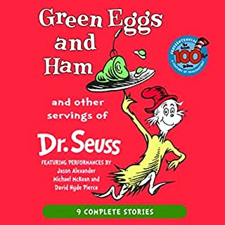 Green Eggs and Ham and Other Servings of Dr. Seuss audiobook cover art