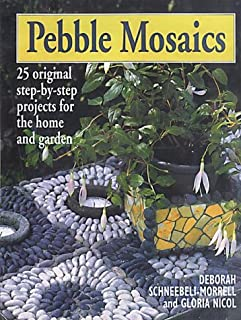 Pebble Mosaics : 25 Projects for House and Garden