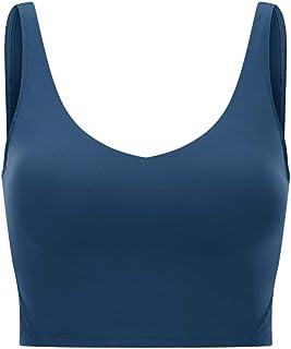 Sponsored Ad - Sling Trendy Sports Bra for Women, Light Support Yoga Bra for Running Gym Fitness-Yoga top