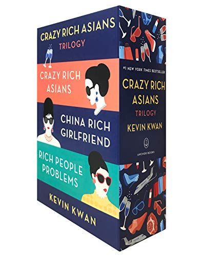 Compare Textbook Prices for The Crazy Rich Asians Trilogy Box Set  ISBN 9780525566656 by Kwan, Kevin